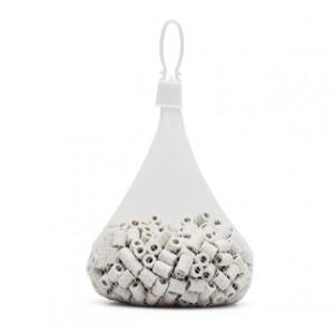 EM-keramik grå rör