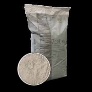 ZeoBas innehåller basaltstenmjöl och zeolit